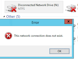 this network connection does not exist microsoft windows heelpbook