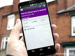sync to android how to easily sync your icloud calendar to android android central