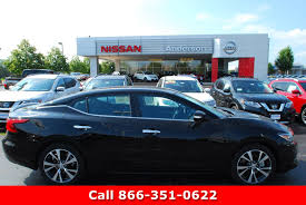nissan maxima new price new maxima for sale anderson nissan
