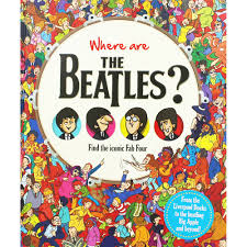 beatles wrapping paper where are the beatles by igloo books cheap books at the works