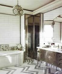 bathrooms design stylish art deco bathroom with vanity drawers