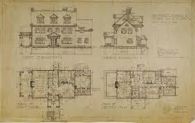 Historic Farmhouse Floor Plans Historic Houses Plans House Design Plans