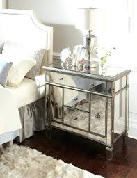 mirrored night stands overstock before and after a perfectly