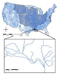 Montana State University Map by Wrangling Data Flood To Manage The Health Of Streams Center For