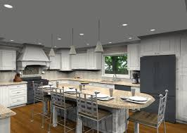 l shaped kitchen island designs with inspirations and shapes