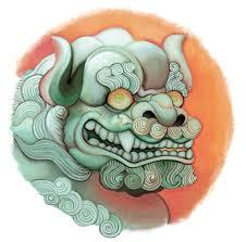 foo dog jade foo dog vignette by white tean on deviantart