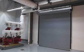 Loading Dock Air Curtain Rolling Steel Doors Mckee Door Sales Inc