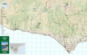 Map Of Santa Monica Greeninfo Network Information And Mapping In The Public Interest