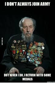 But When I Do Meme - idontalways join army but when i doireturn with some medals memeful