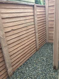 Types Of Garden Fencing Garden Fencing Bamboo Fencing Treated Timber Howth Malahide