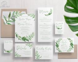 wedding invitation bundles wedding invitations sets marialonghi