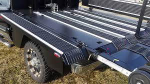 sled deck hydraulic sled deck atv deck utv deck jet ski deck