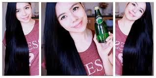 coke rinse hair sparkling water soda carbonated water rinse for frizzy hair get
