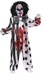 scary costumes boys costumes scary costumes bleeding clown costumes best