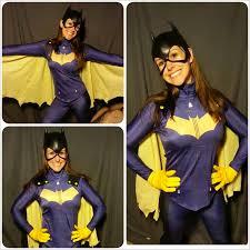 Halloween Costume Batgirl Adorable Batgirl Redesign Separates Compression Shirt