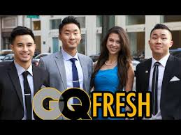 fungbros haircut how to be gq fresh asian guys in suits youtube