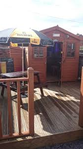 echo man caves the grafton arms pub shed liverpool echo