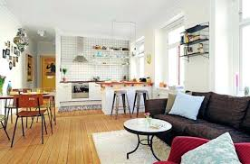 kitchen living space ideas open kitchen living room design or kitchen design kitchen and living