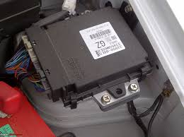 where can i find the ecu on the suzuki alto ask honest john