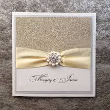 wedding invitations glitter glitter wedding invitations handmade invitations cards