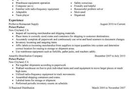 Packer Resume Sample by Packaging Job Description For Resume Reentrycorps