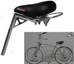 Most Comfortable Beach Cruiser Seat Cruiser Bicycle Extended Seat Post