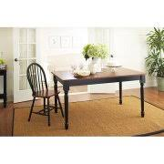 Black Farmhouse Table Better Homes And Gardens Autumn Lane Farmhouse Dining Table Black