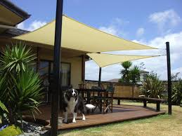 Outside Patio Covers by Best 25 Sun Shade Sails Ideas On Pinterest Sail Shade Awnings