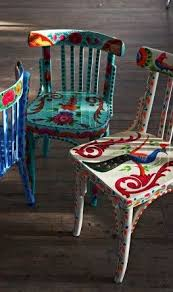 Painted Chairs Images 1617 Best Furniture Remakes U0026 Finishes Images On Pinterest