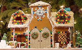 christmas gingerbread house gingerbread house