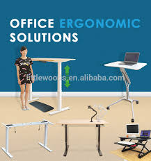 stand up sit down desk adjustable gas lift single column mobile adjustable height sit down stand up