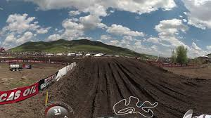 fox valley motocross 2017 thunder valley mx garmin onboard transworld motocross