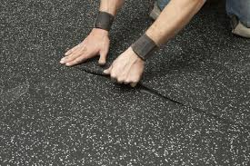 ecologically friendly rubber flooring options