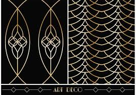 free art deco geometric vector patterns download free vector art