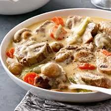 recettes de cuisine anciennes blanquette de veau à l ancienne mijoteuse recette de cuisine seb