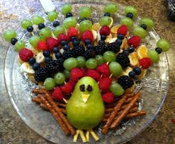 my fruit turkey for thanksgiving fruit