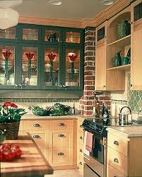 Stained Glass Backsplash by 23 Best Stained Glass Kitchen Cabinets Images On Pinterest