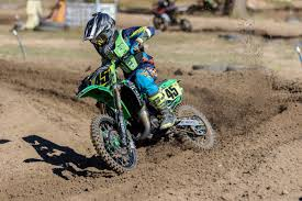 junior motocross racing brad west 2016 australian junior motocross championship runner up