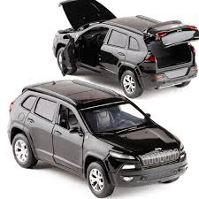 jeep cherokee toy jeep cherokee 1 32 diecast model toy car jeep by car