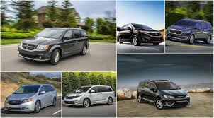 luxury minivan 2016 u s minivan sales will rise to a nine year high in 2016 fca
