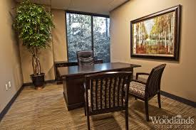 Executive Office Furniture Suites Office Space U2013 The Woodlands Office Suites