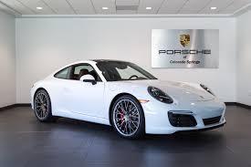 Porsche 911 Carrera - 2017 porsche 911 carrera s for sale in colorado springs co 17036