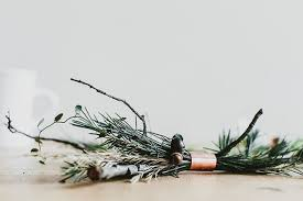 diy to try copper and twig wreath do it yourself projects lonny