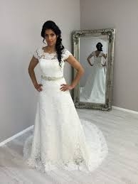 wedding dress uk wd016 wedding dress uk 16 18 ivory sale the dressy dress shop