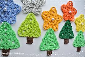 crochet tree free pattern beautiful crochet stuff