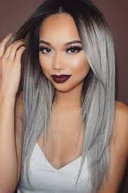 silver hair 30 ways to add funky colors to your hair hair purple