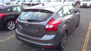 2013 Ford Focus Interior Dimensions 2013 Ford Focus Se Hatchback Full Tour Engine U0026 Overview Youtube