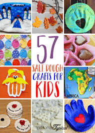 57 fun things to make with salt dough for kids tips from a