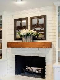 red brick fireplace u modern house painted popular jessica color