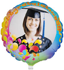 personalized balloons personalized congratulations balloon with photos custom message